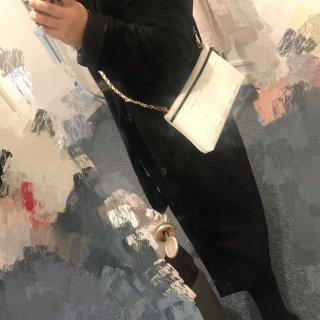 Dior 化妆包改造成链条包...