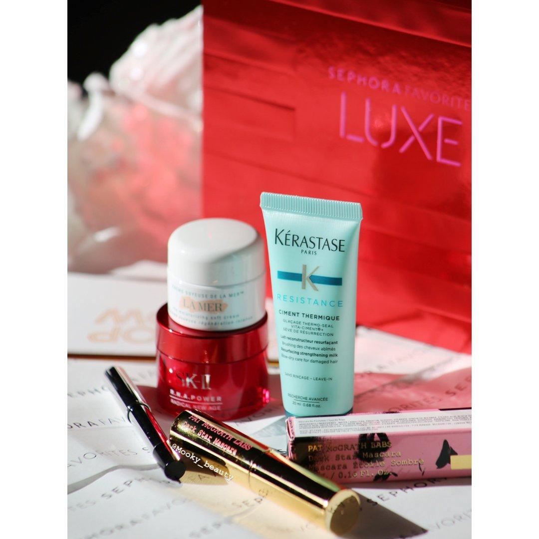 Sephora Luxe盒子开箱