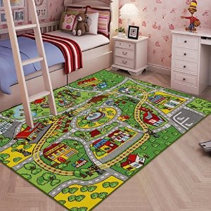 As low as $15.65Extra Large Learning Carpets Kids Play Carpets