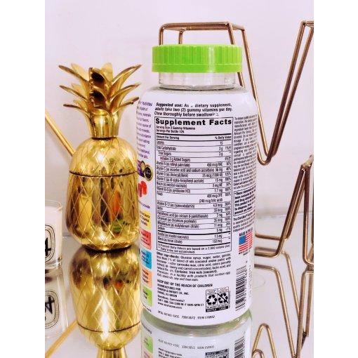 日常空瓶:吃完了一瓶多元维生素