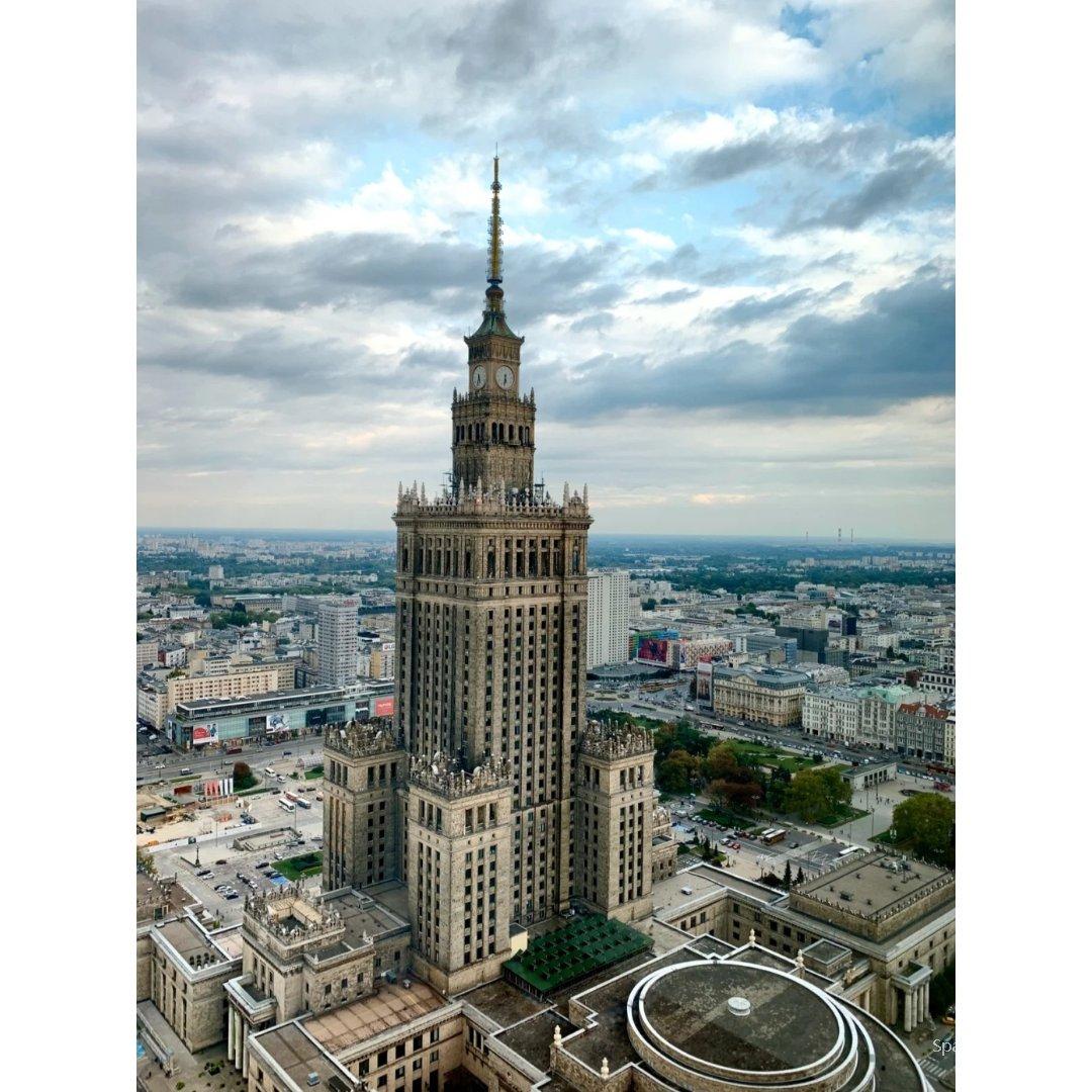 欧洲小众旅游Warsaw 华沙波兰...
