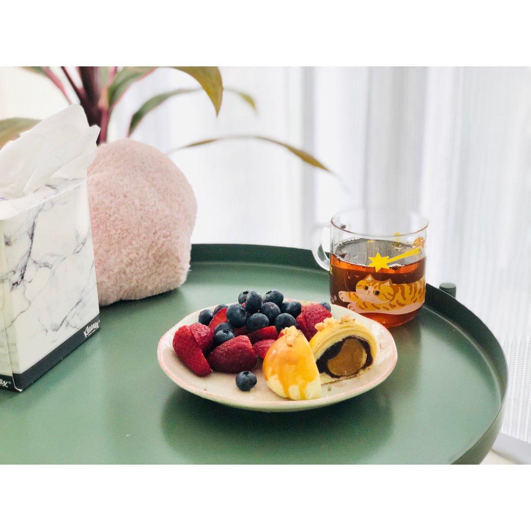 『周四下午茶』中式下午茶之蛋黄酥