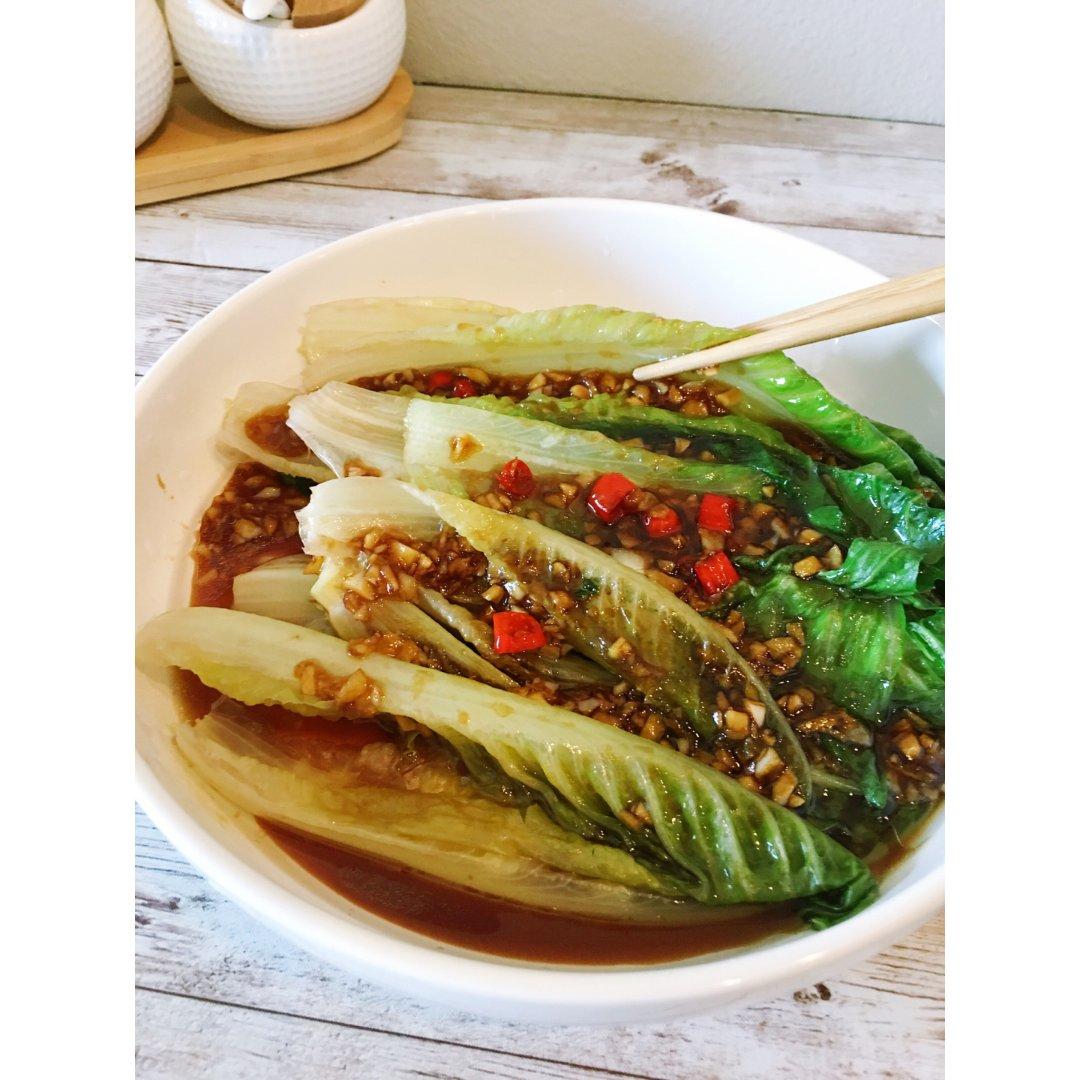 ✨夏日轻食 | 蚝油生菜✨