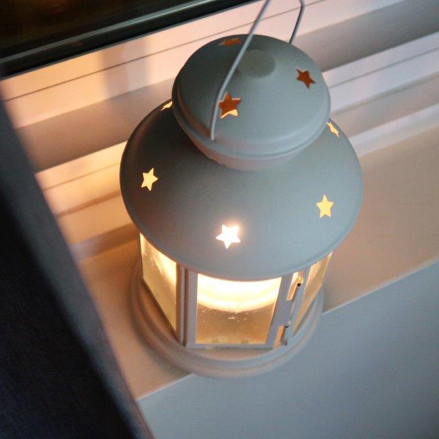 暖冬该有的样子 宜家温暖的烛光🔥