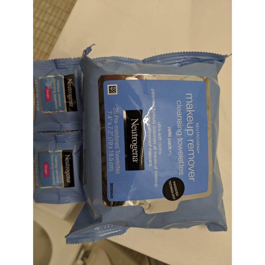 Costco好物&待产包之露得清卸妆湿巾
