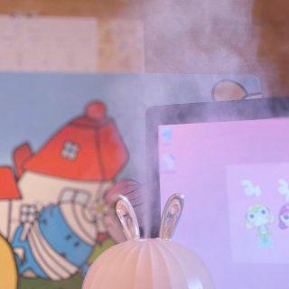 🐰可爱兔加湿器|为电脑前的忙碌生活,添一份可爱💖💕
