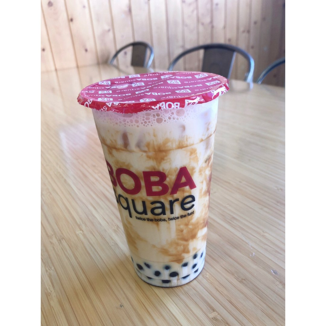 Boba Square奶茶