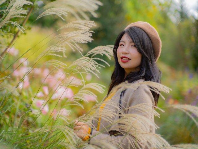 秋天的童话!拍照打卡