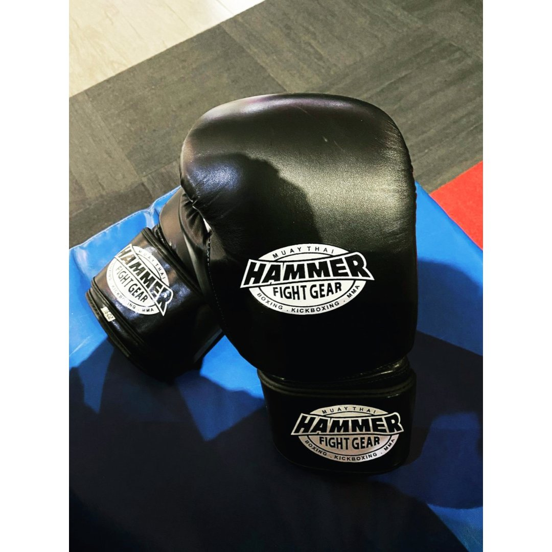 Boxing is the new...