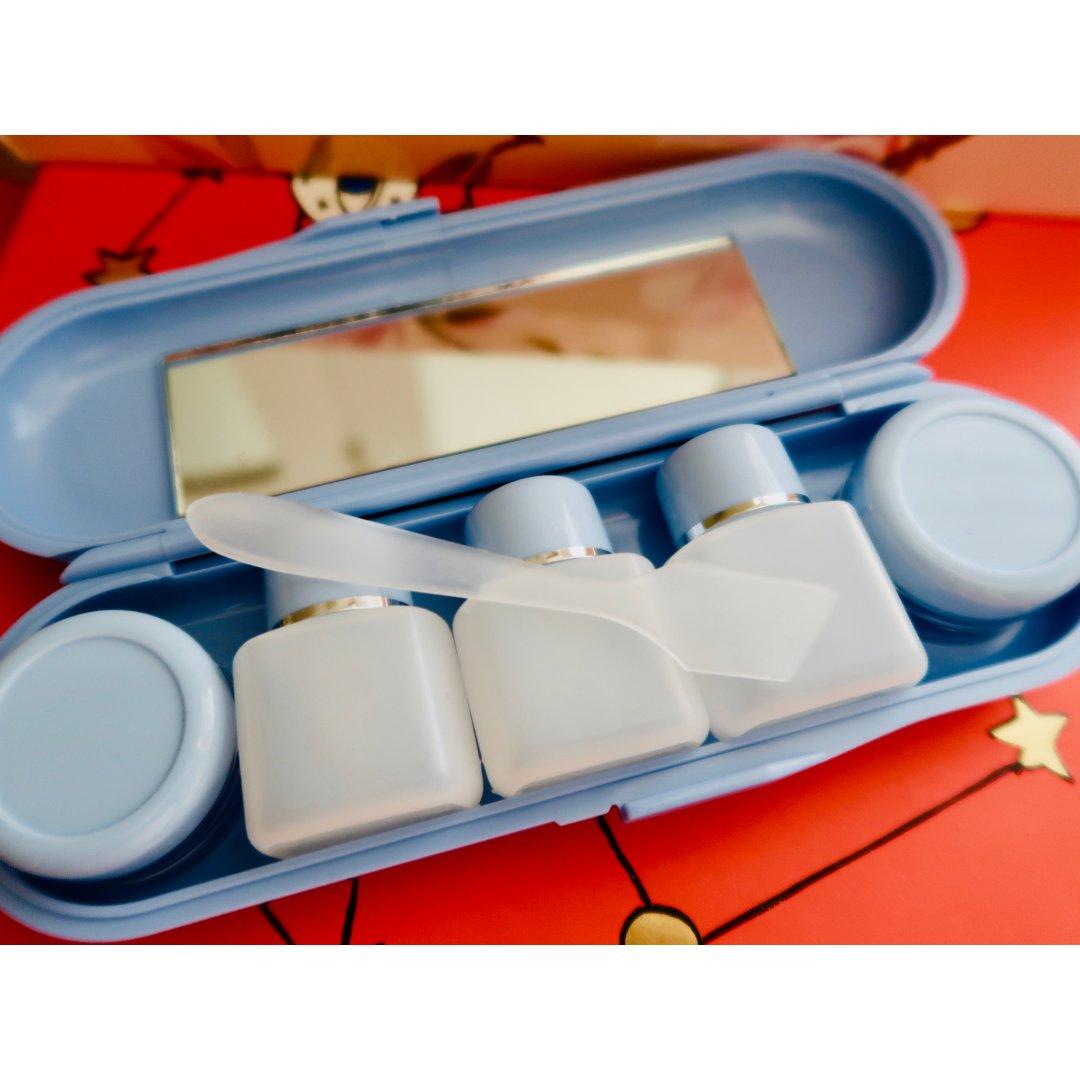旅行护肤品小套盒 