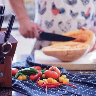 ❤️来套【Hanmaster刀具】今天你就是厨神❤️