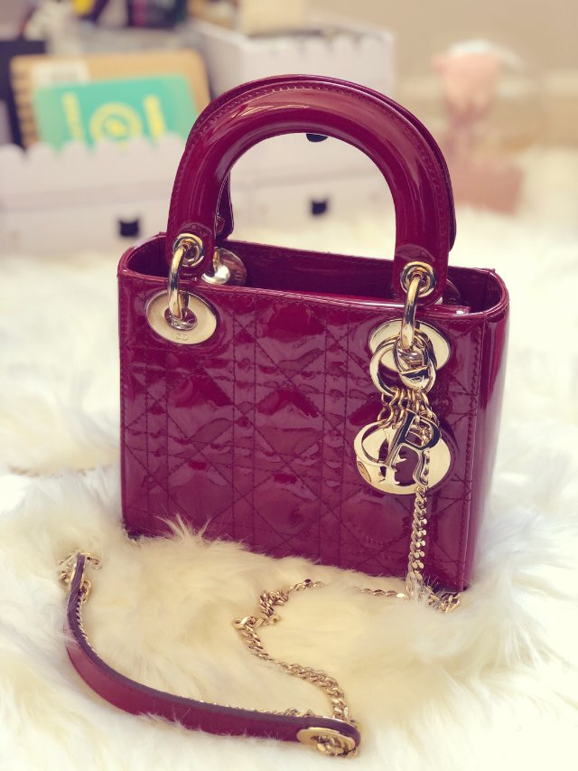 婚包首选 | Lady Dior 戴妃包