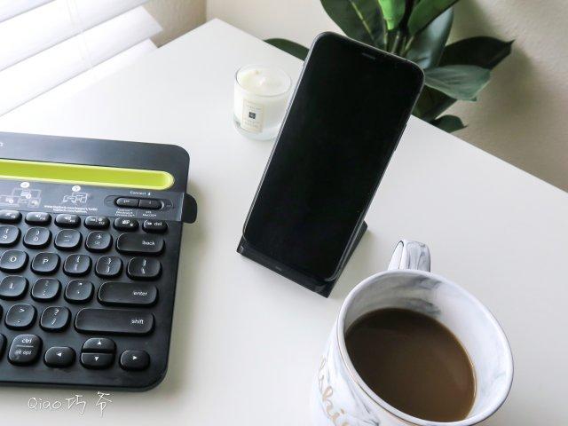 【生活好物】南孚手机无线充电器