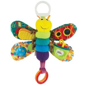 $7 Lamaze Clip & Go Freddie the Firefly Sensory Development Baby Toy