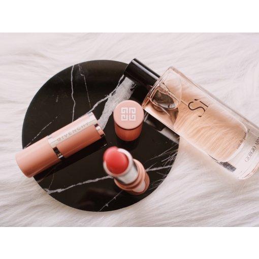 Givenchy 粉色小羊皮唇膏💄 自帶豐盈美唇