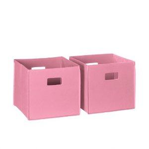 RiverRidge® (2pc) Folding Storage Bin Set : Target