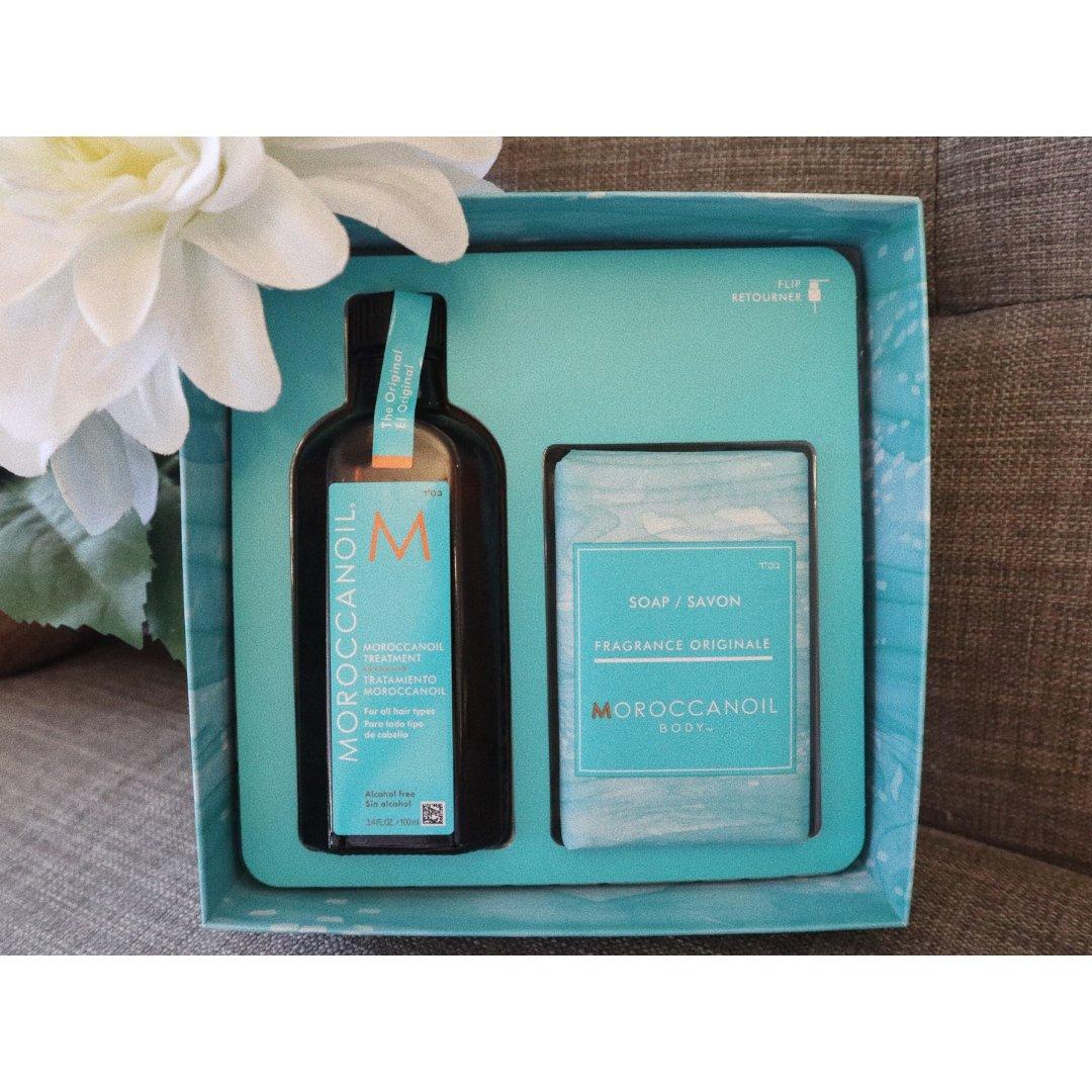 网红护发精油|摩洛哥精油