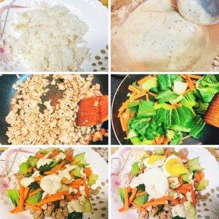 日式火鸡饭