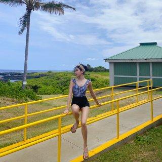 黑沙滩/绿沙滩 泳装拍照大法👌🏻👙...