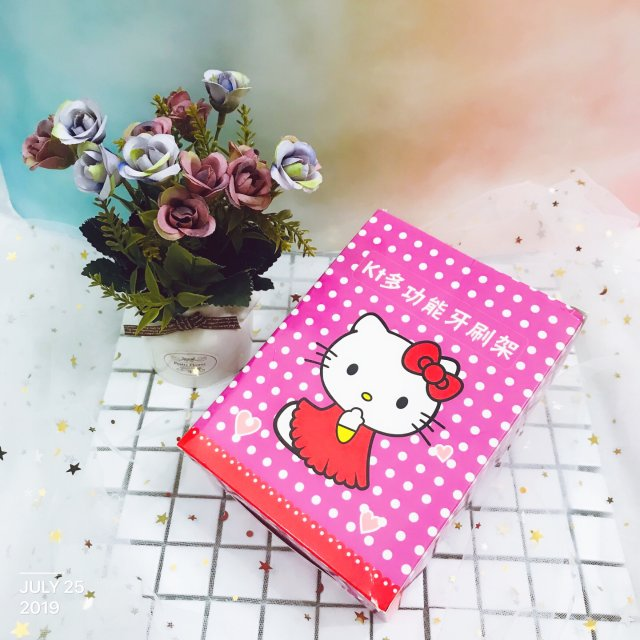 《万能大淘宝》kt猫多功能牙膏/牙...
