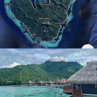 大溪地蜜月归来 解锁南太平洋 天堂美得不...