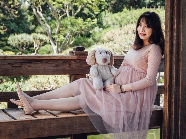 孕妇写真造型和pose推荐💁🏻♀️