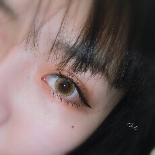 混血系美瞳~