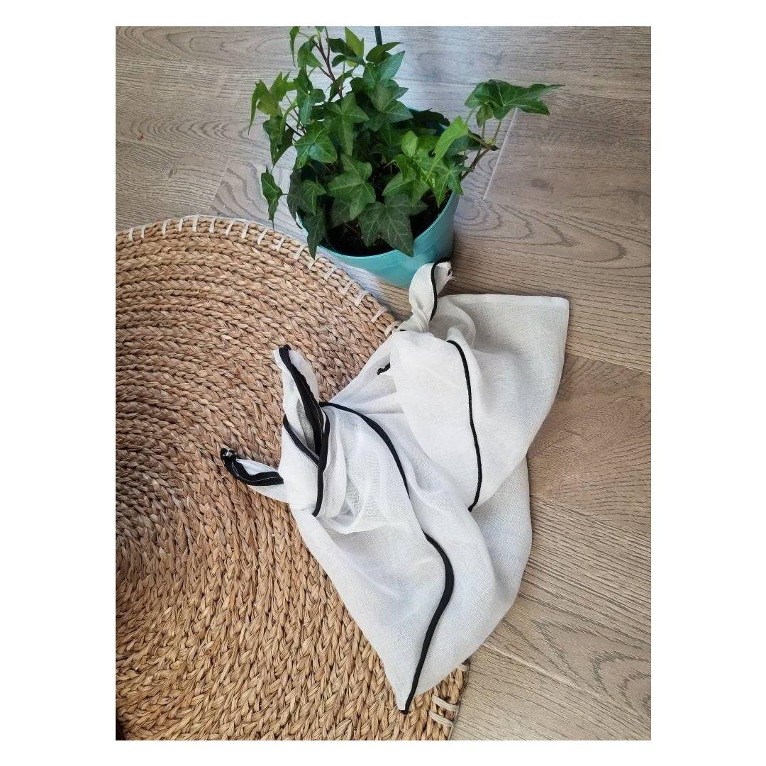 晒一个DIY环保购物袋 - 以后去...