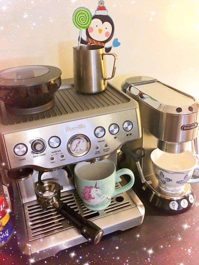 姗姗来迟的众测咖啡机终于收到啦🎉撒花😁