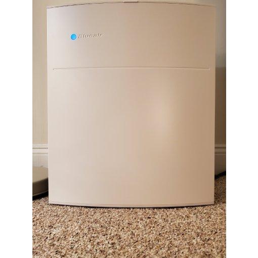 改善生活品质----Blueair空气净化器