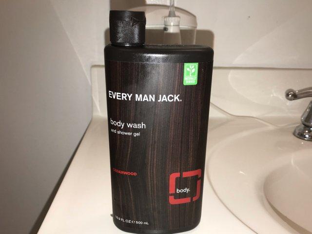 空瓶|男士沐浴露