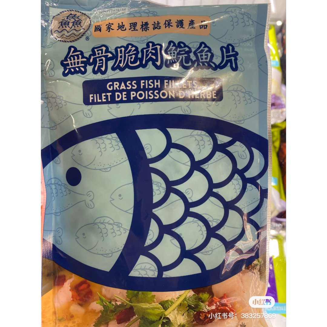 大統華無骨脆肉鯇魚片...