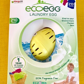 洗衣新革命—ECOEGG洗衣蛋
