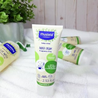Diaper Cream with Olive Oil and Aloe | M