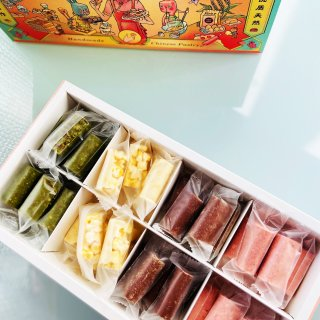 无添加糖巧克力脆棒礼盒 No Added Sugar Chocolate Bar — SinoBox 食盒
