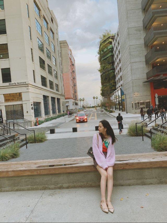 穿搭 软糯香芋紫 初春甜美穿搭🌸