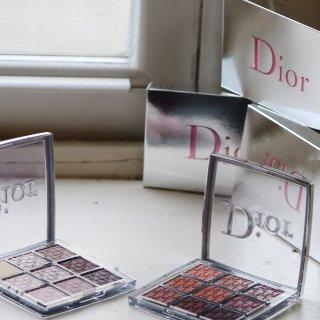 Dior眼影盘和口红盘...