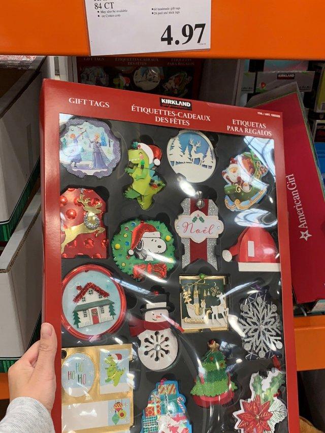 Costco圣诞物品清仓