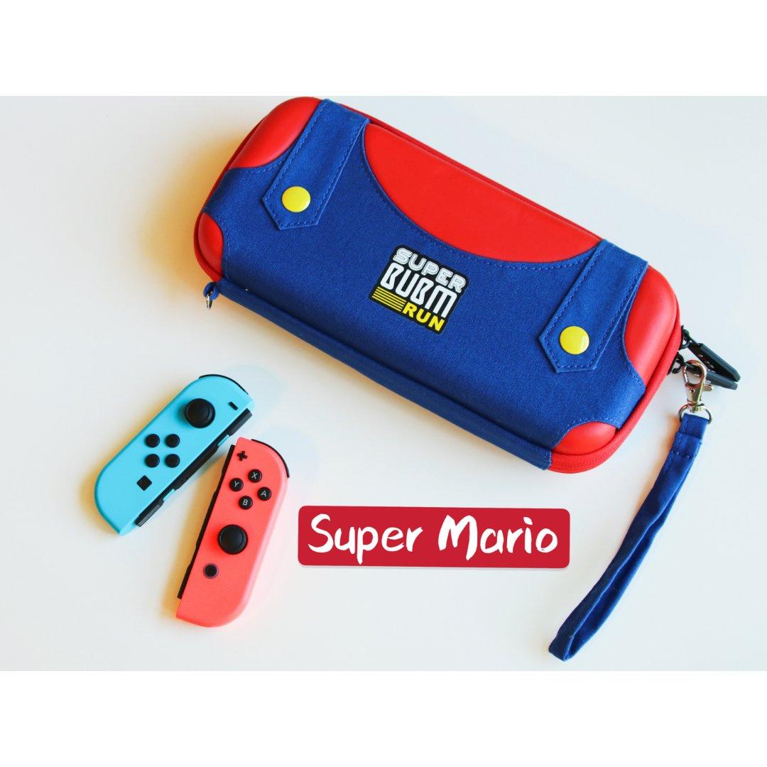 Super Mario控在哪里?S...