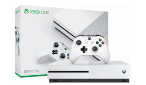 $199Best Buy - Xbox One S 500GB Console White