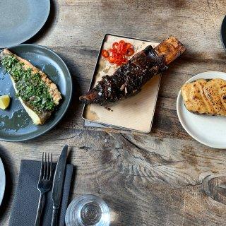 伦敦,鱼肉,土豆炒鸡好吃
