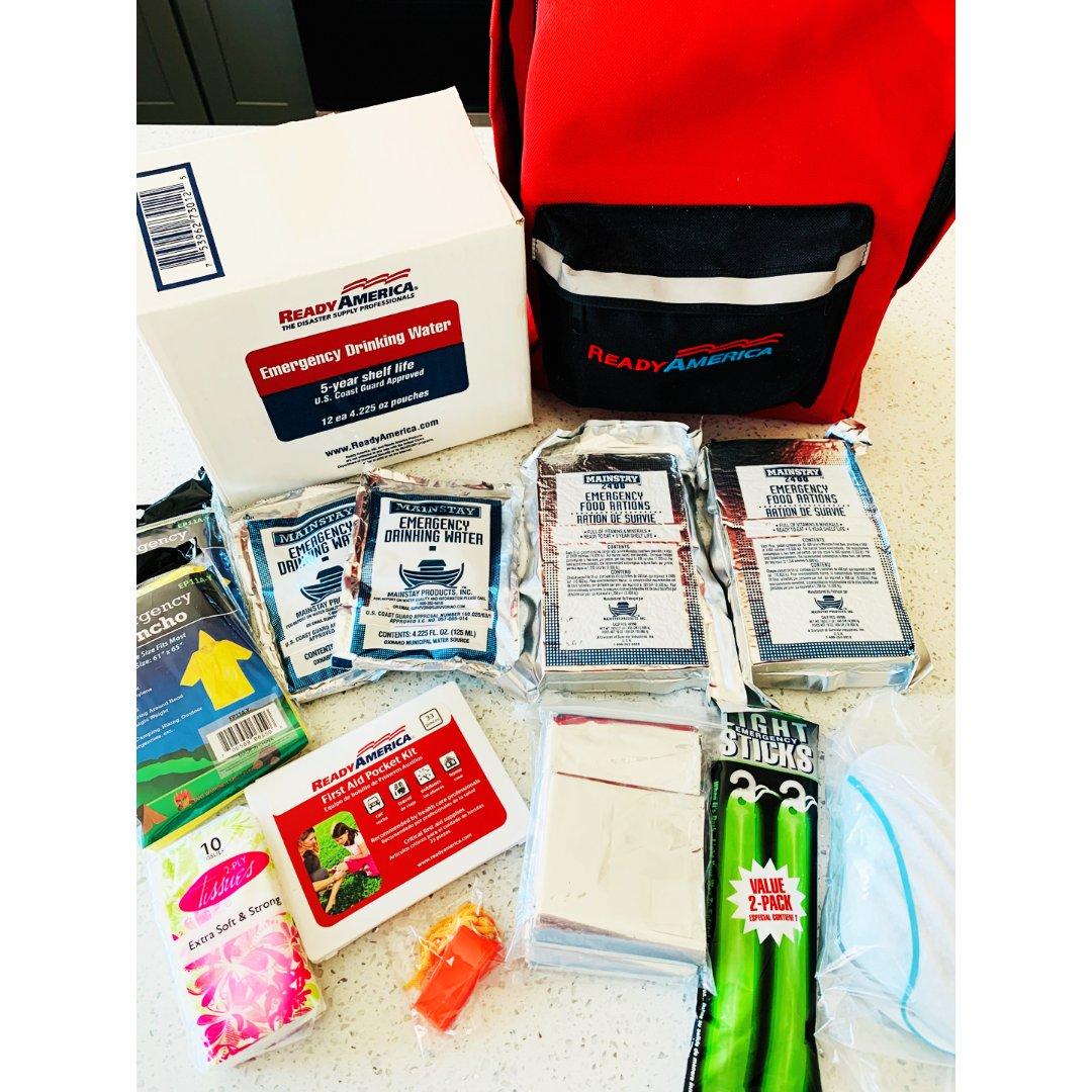 地震求生包👉有备无患的救命物品