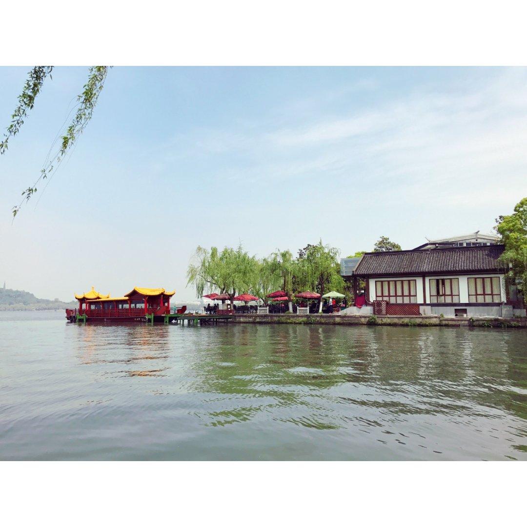上有天堂下有苏杭-杭州西湖
