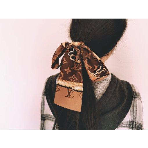 欧阳娜娜同款 | lv束发带