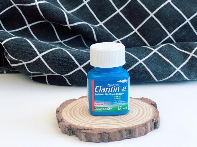 Claritin过敏药