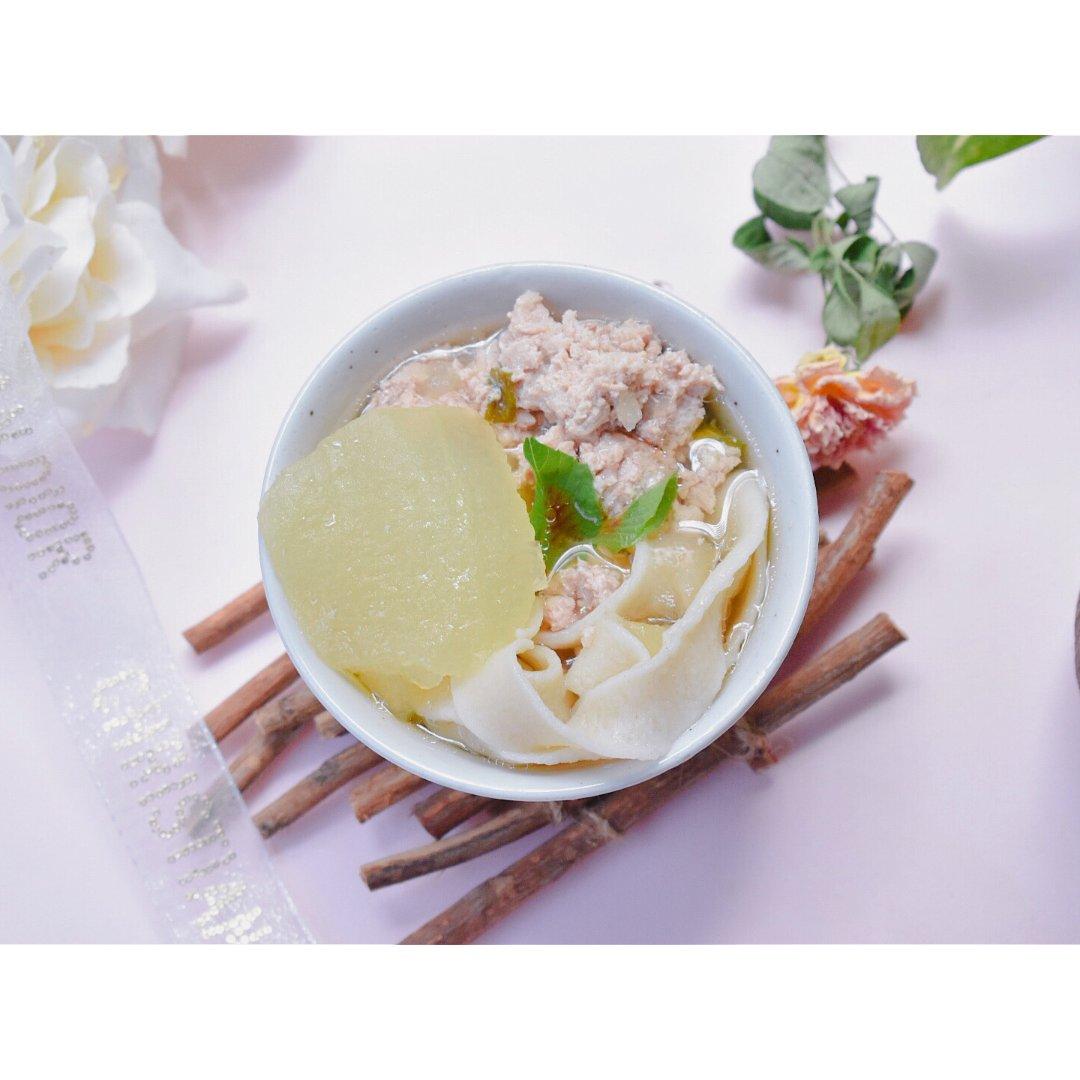 🐷🐷🐷猪肉角煮汤面➕二次回锅变身卤肉饭🍑
