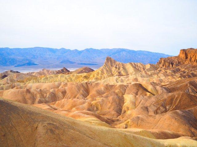 Day 5-1️⃣:景如其名的死亡谷