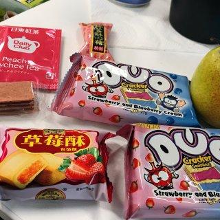 办公室零食大赏➡️粉嫩的办公室配粉嫩的小...