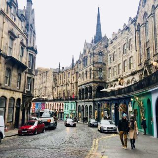 ▶️爱丁堡一日游...