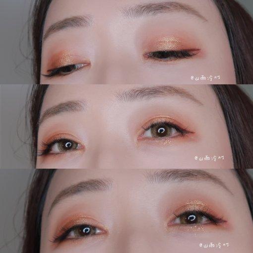 眼妆|Colourpop加州阳光·试色1⃣️